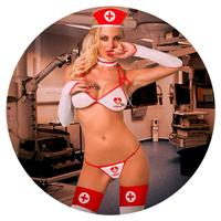 Medias Hot Nurse (Enfermera Hot)