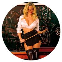 Medias Hot Teacher (Profesora Sexy)